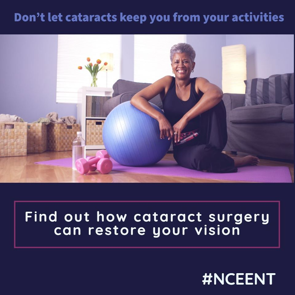 Cataract Surgery - Advanced Technology Lenses