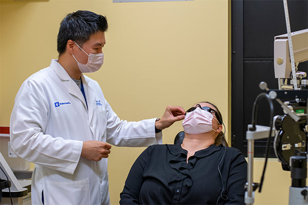 Chapel Hill, Cary - Dry Eye Treatment