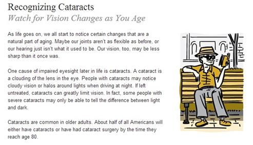 Seeing Eye to Eye—Talk to an Eye Doctor in Durham, NC about Cataracts