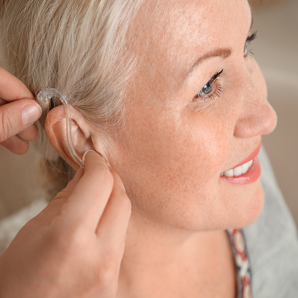 Communication Strategies for Hearing Loss