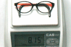 Comfortable Glasses - Tomato Glassses